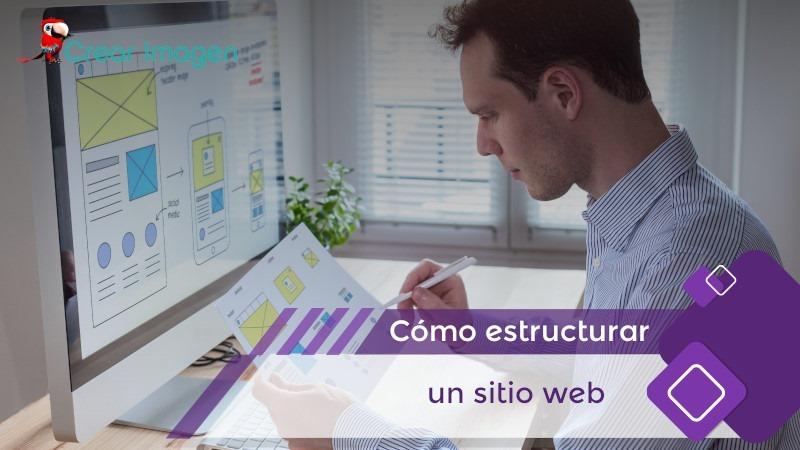 Cómo estructurar un sitio web