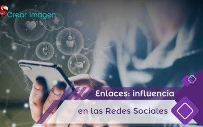 Cómo influyen los enlaces en medios sociales